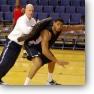 Basketball Post Move Drills