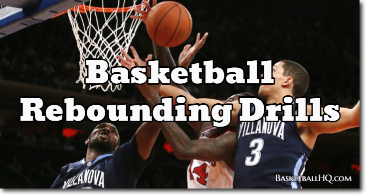 Basketball Rebounding Drills