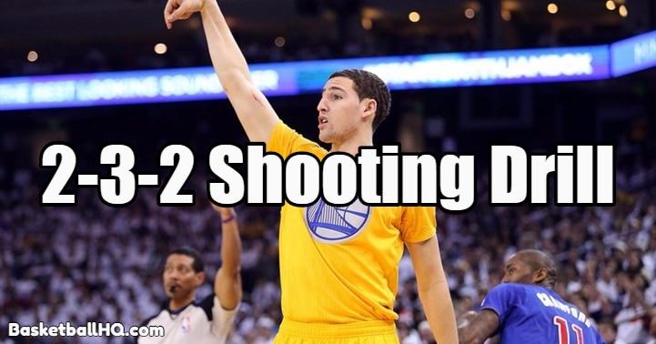 2 3 2 Basketball Shooting Drill