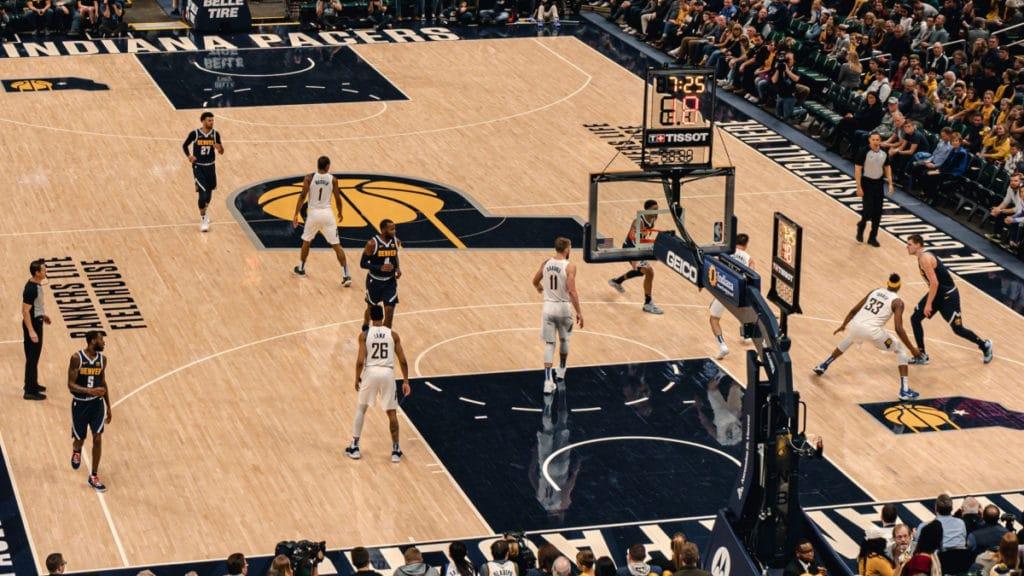 Man to Man Basketball Plays
