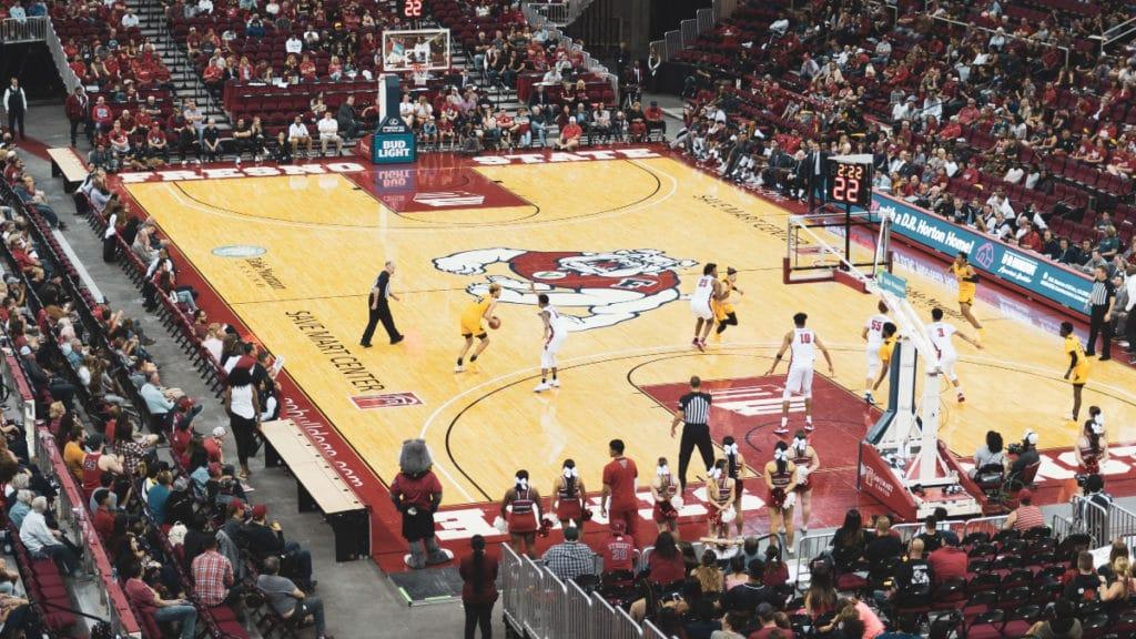 Zone Basketball Plays