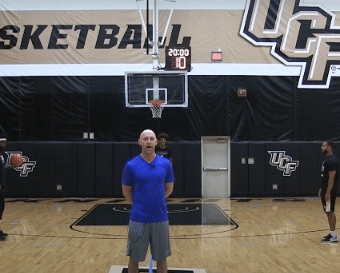 Frenzy Basketball Passing Drill